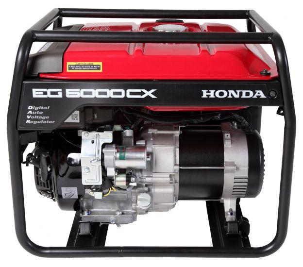 Generador HONDA EG 5000 CX