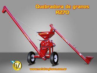 Quebradora de Granos R-270